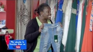 Video: Kansiime Anne - The Ripped Jeans
